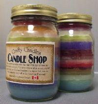 Candle Shop Jar Candle
