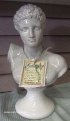 Ceramic Male Bust