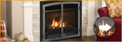 Gas fireplaces Valor