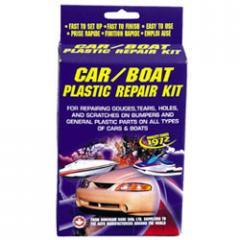 Automotive and marine d.i.y. plastic repair kit