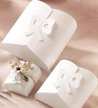 Fiocco Favour Box with Bow