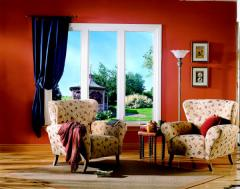 PVC Picture/Fixed Windows