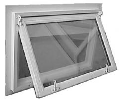 PVC Basement Windows