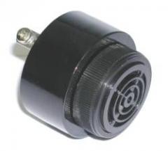 Panel mount continuous piezo buzzer KPE-810SAN