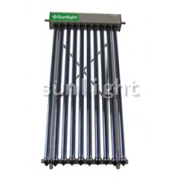 Sunlight Solar  double wall evacuated tube collectors SFB Series