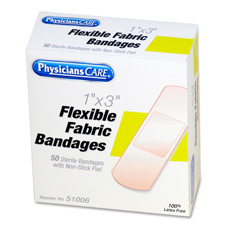Adhesive Refill Bandages Acme First Aid