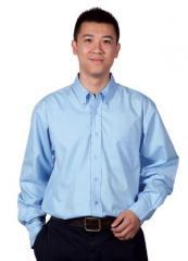 Long Sleeve Easy Care Shirt. D610