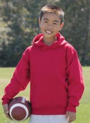 King Athletics Double Hooded Youth Sweatshirt. 911B