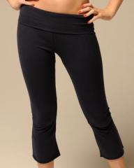 Ladies' Cotton/Spandex Capri Pant. 0815