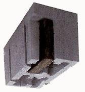 Acoustical Concrete Blocks