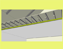 Ceiling Insulated Panels