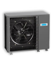 Air conditioners Keeprite horizontal units