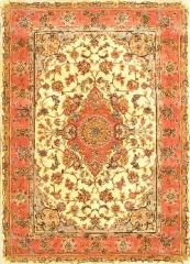 Rectangular Rugs and Carpets. Tabriz ht rug 4'7'' x 6'7''.