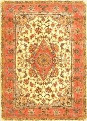 Rectangular Rugs and Carpets. Tabriz ht rug 4'7'' x 6'7''.