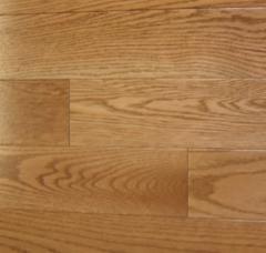 Hardwood flooring. Maple Fudge.