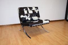 Ludwig Mies Van Der Rohe. Art. 531 - cm 80 h - 77 l - 80 p
