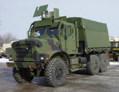 Heavy Logistics Vehicle Wheeled - Oshkosh MTVR