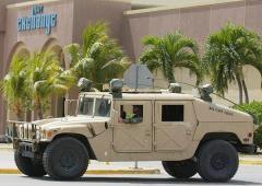 Medium Logistics Vehicle Wheeled - AM General HMMWV
