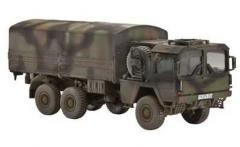 Medium Logistics Vehicle Wheeled - US M35's