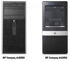 HP Compaq Desktop Series
