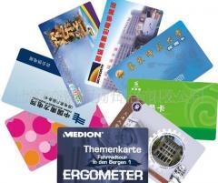 PVC Cards CR80