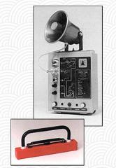 2D VHF Radiowhistle System