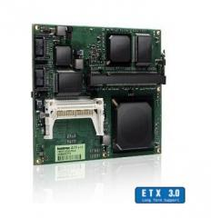 Computer-on-Modules ETX®-LX with AMD® Geode™ LX800 with 500 MHz and CS5536.