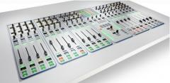 Mixing Consoles sapphire
