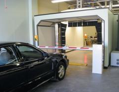 Large Vehicle-Bomb Detection System Model-LVBDS
