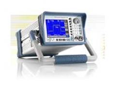 Spectrum Analyzer with Tracking Generator FS315