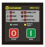 Generators Controller - J1939 Communication Unit