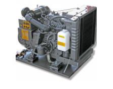 15 kW POWERTECH generator (PTS-15)