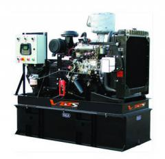 20 - 60 kW ISUZU Open-frame industrial diesel generators