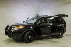 Troy Armoring Ford Police/security vehicle