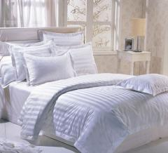 Bed Sheets with Pillow, Best Sale for Hotel