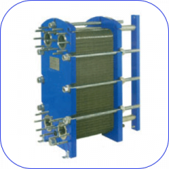 Plate Heat Exchanger, Tube and Shell, Brazed, all makes and Models