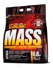 MUTANT MASS The World's BEST Weight Gainer!