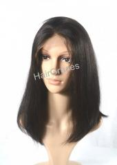 Lace Front Perruque lissage excellent BOBO