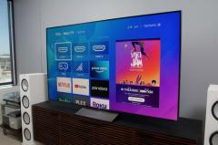 TCL 6 Series 65-in (R648) QLED HDR TV 8K Smart