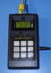 Communication Tester RS-485