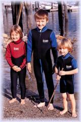 Junior Wetsuits