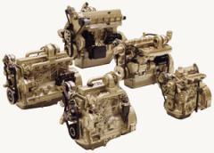 Engines, John Deere Industrial