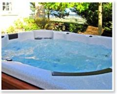 Antimicrobial protection spas