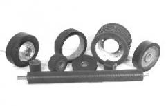 Casters and rollers