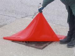 Polyuretane draine protector