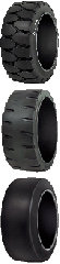 Tires material handling press-on solideal erp and