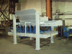 Conveyors (S1, R1, R2)