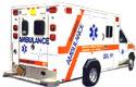 Emergency vehicle suspensions