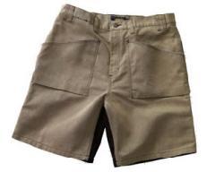 Heavy worker shorts w/o utility pockets