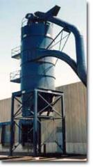 Collector, Dust, Shaker Type Pneumatic System